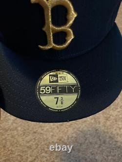 Myfitteds Boston Red Sox Magic treehouse 3.0- 7 3/8 Rare New