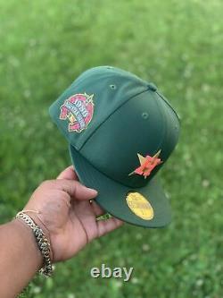 Myfitteds Houston Astros Magic Treehouse Exclusive Hatclub 7 1/8