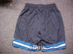 NBA 2016-17 Orlando Magic Alternate Team Issued Game Shorts Adidas Size Medium