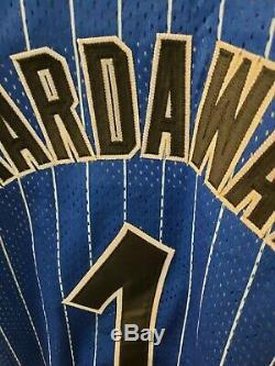 NBA Orlando Magic Anfernee Penny Hardaway Authentic Champion Size 48 XL VTG