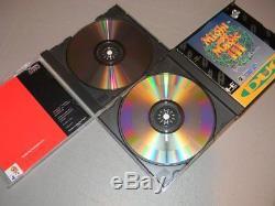 NEC TurboDuo in box Might and Magic III Raiden Chew Man Fu Turbografx-16 MORE
