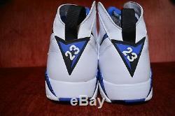 NEW 2009 Nike Air Jordan 7 Retro Orlando Magic DMP Size 13 304775-161 Defining