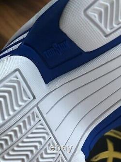NEW Adidas T-Mac 2 EVO Restomod Mens 12 Orlando Magic White Blue FX4993 McGrady