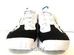 NIKE AIR MAX UPTEMPO 95 WHITE PHOTO BLUE MAGIC BLACK PIPPEN CK0892 103 sz 11.5