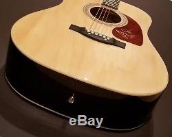 Nancy Wilson Heart Signed Acoustic Guitar Crazy On You Magic Man Barracuda Hof