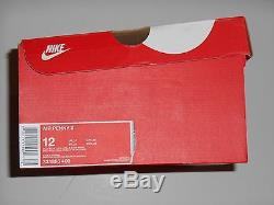 New 2016 Nike AIR PENNY II 2 Orlando Magic Atlantic Blue Retro Sneakers Mens 12