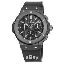 New Hublot Big Bang 44mm Ceramic Black Magic Men's Watch 301. CI. 1770. RX