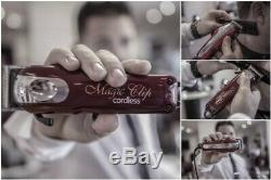 New Wahl Magic Clip 8148 5-Star Series Cordless Clipper