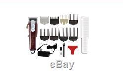 New! Wahl Professional 5-Star Series Magic Clip Cord/Cordless Hair Clipper 8148