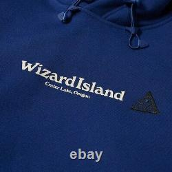 Nike ACG Wizard Hoodie Crater Lake Collection SS21 Men's MED CZ8880-492