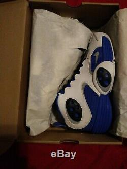 Nike Air Flight One ORLANDO Magic Rare Penny Hardaway Royal Blue Size 8 NEW