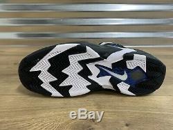 Nike Air Go LWP Penny Hardaway Orlando Magic Black Blue SZ 10.5 (414972-002)