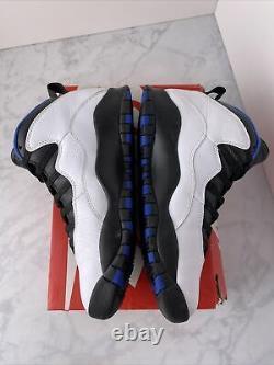Nike Air Jordan 10 Retro Orlando Magic sz 10.5 100% Authentic OG X