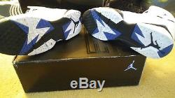 Nike Air Jordan Retro 7 DMP Orlando Magic Men's Size 11 great condition