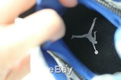 Nike Air Jordan Retro 7 DMP Orlando Magic White Varsity Royal Black Size 11