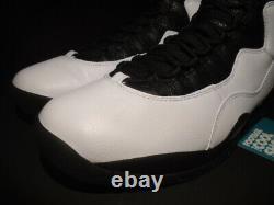 Nike Air Jordan X 10 Retro Orlando Magic White Black Royal Blue 310805-108 13