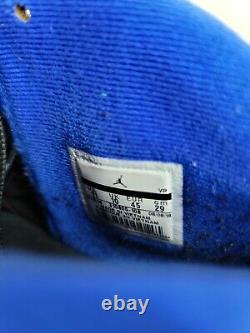Nike Air Jordan X 10 White Blue Retro Orlando Magic City Pack 310805-108 Sz 11