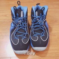 Nike Air Max Penny II 2 Orlando Magic Black Blue Retro 333886-005 Men's Size 14