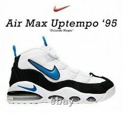 Nike Air Max Uptempo 95 Orlando Magic 11 Photo Blue Retro Boost AJ 95 97 Ultra