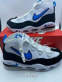 Nike Air Max Uptempo 95 Orlando Magic Blue Basketball Shoes CK0892-103 New Fast