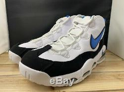 Nike Air Max Uptempo 95 Orlando Magic Blue Basketball Shoes CK0892-103 SZ 12