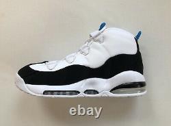 Nike Air Max Uptempo 95 Orlando Magic Blue Basketball Shoes CK0892-103 Size 12