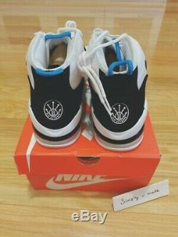 Nike Air Max Uptempo 95 Orlando Magic Blue Basketball Size 13 NEW DS CK0892-103