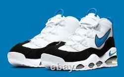 Nike Air Max Uptempo 95 PHOTO BLUE Size 12 CK0892-103 Orlando Magic DOUBLE BOXED