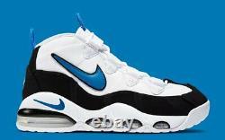 Nike Air Max Uptempo 95 PHOTO BLUE Size 13 CK0892-103 Orlando Magic DOUBLE BOXED