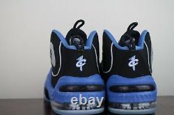 Nike Air Penny 2 II Varsity Royal Blue Black Orlando Magic size 10.5