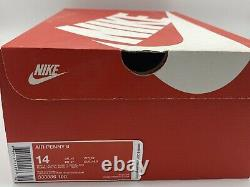 Nike Air Penny 2 Magic Men's Basketball Shoes New With Box 333886-100 US 14