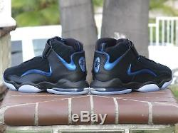 Nike Air Penny 4 IV Orlando Magic Mens Basketball Sneakers 864018-001 SZ 13