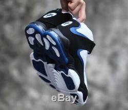 Nike Air Penny 4 OG Orlando Basketball Shoes Orlando Magic 864018-100 Size 12