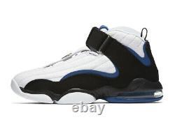 Nike Air Penny 4 OG Orlando Basketball Shoes Orlando Magic 864018-100 Size 8.5