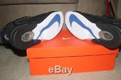 Nike Air Penny I DS size MEN'S 11.5 Orlando Magic color WITHOUT ORIGINAL BOX