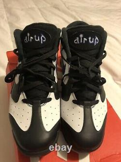 Nike Air Up 2014 630929-004 Sz 11 Penny Hardaway Magic