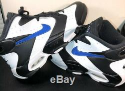 Nike Air Up 2014 Penny Sz 11.5 Orlando Magic Penny Hardaway Foamposite Max