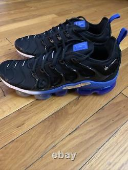 Nike Air VaporMax Plus Orlando Magic Black Royal Blue DH4300-001 Mens Size 11