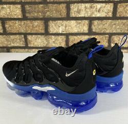 Nike Air VaporMax Plus Orlando Magic Black Royal Blue DH4300-001 Mens Size 7-13