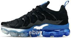 Nike Air VaporMax Plus Orlando Magic Black Royal Blue DH4300-001 Size 10&11