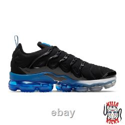 Nike Air VaporMax Plus Orlando Magic Black/Silver DH4300-001 Mens Size 8-11