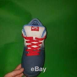 Nike Dunk Low SB Dorthy Wizard Of Oz Size 11
