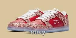 Nike Dunk SB Low Stingwater Magic Mushroom DH7650-600 Size 9.5 Mens Brand New