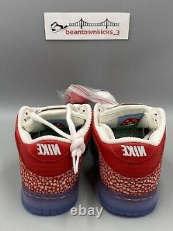 Nike Dunk SB Low Stingwater Magic Mushroom Size 8 Style DH7650-600