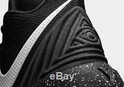 Nike Kyrie Irving 5 V Black Magic Multi-Color White AO2918-901 Mens & Kids GS