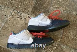 Nike SB Dunk Low Premium Dorothy Wizard of Oz 2015 sz 8.5 313170-020