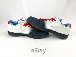 Nike SB Dunk Low Zoom Air Dorothy Wizard Of Oz Men's Size 13
