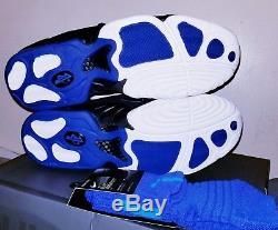 Nike air Penny 4 iv men's size 14 og ds Orlando magic #1 shaq foamposite air max