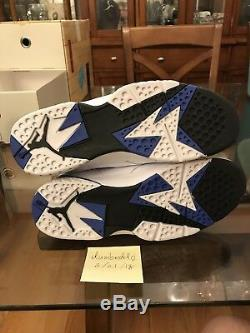 Nike air jordan 7 VII DMP Sz 11.5 Raptors Magic GMP Defining Moments Pack new