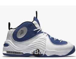 Nike air max penny II 2 sz 7.5 magic hardaway 333886-400 Foamposite Atlantic Blu